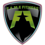 The Fame Fitness Gym logo